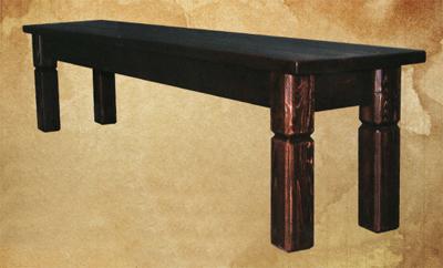 okanagan rustix benches